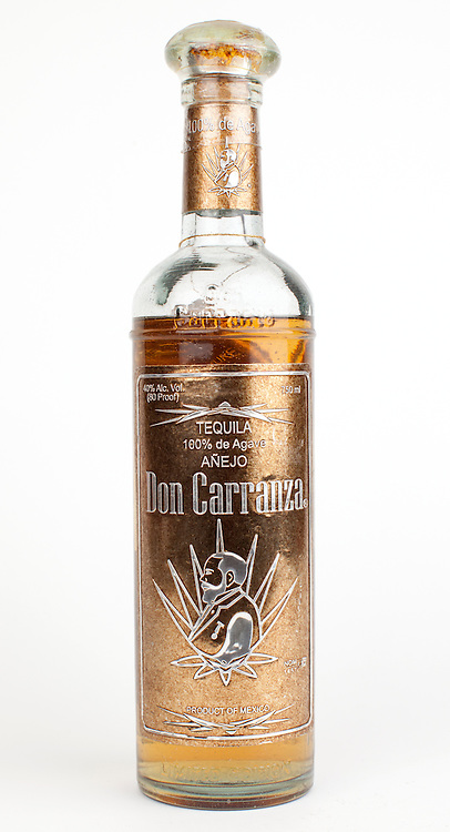 Don Carranza anejo -- Image originally appeared in the Tequila Matchmaker: http://tequilamatchmaker.com