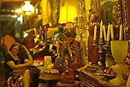 Antique store in old Cartagena.