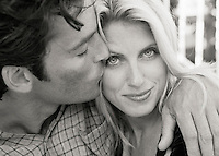 A stock photo shoot of a loving couple, Tami and Doug. San Fransisco, California.