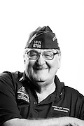 Harry L. Croyle<br /> Navy<br /> E-5<br /> Boilerman<br /> 1963 - 1969<br /> <br /> Veterans Portrait Project<br /> St. Louis, MO
