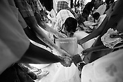 Humanitarian Photography.<br /> <br /> WFP Food Distribution.<br /> <br /> East Coast of Sri Lanka