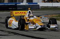 Ryan Hunter-Reay, INDYCAR Spring Training, Sebring International Raceway, Sebring, FL 03/05/12-03/09/12