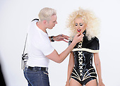4/10/2010 - Christina Aguilera Music Video - Not Myself Tonight