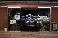 Alcorcon Garbage Strike 2014