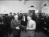 1986 - Ciaran Fitzgerald Honoured