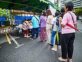 Thais Vote in Charter Referendum