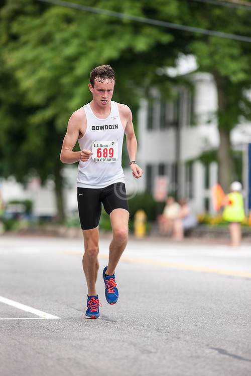 LL Bean Fourth of July 10K road race: Kevin Hoose