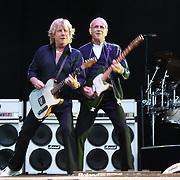 Status Quo. Sommerfestivalen i Selbu 2009. Foto: Bente Haarstad Sommerfestivalen i Selbu er en av Norges største musikkfestivaler. Sommerfestivalen is one of the biggest music festivals in Norway. Status Quo.