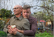 Portrait of the AIDS Generation:<br /> <br /> Portraits of Long Term HIV Survivors living in the San Francisco Bay Area and Sacramento.
