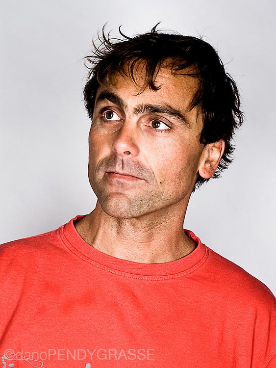 Justin Hostynek portrait