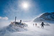 Arctic survival training and bushcraft in Swedish Lapland