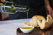 Della Fay Olive oil. @ Cape Lodge Margaret River.