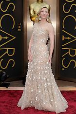 MAR 02 2014 Oscars Arrivals