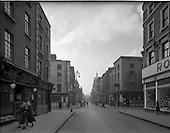 1952 - Dublin City Street Scenes