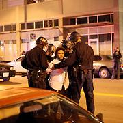 Rebellion in Oakland