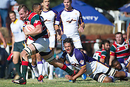 Match 45 Vodacom Cup - Leopards v Down Touch Griffons, Hartbeesfontein, 2 May 2015