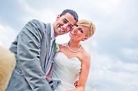 Sami and Corey got married at Saint John's church in Fenton, Michigan in July of 2011.  Their reception was at Saint John's hall.