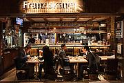 Restaurant inside a department store in Marunouchi area of Tokyo.