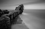 Pulpit Rock at Portland Bill, Dorset, UK.<br /> Picture date: Wednesday July 2, 2014.<br /> Photograph by Christopher Ison &copy;<br /> 07544044177<br /> chris@christopherison.com<br /> www.christopherison.com