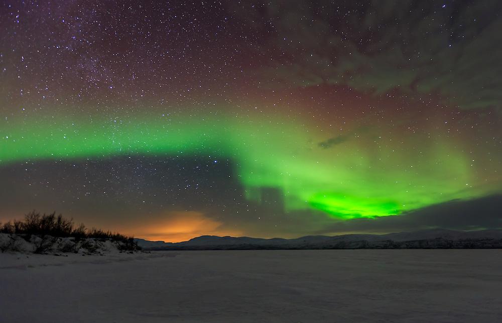 Abisko, Sweden | Lance Warley Photography