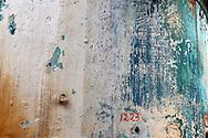 Wall in Manuel Sanguily, Pinar del Rio, Cuba.
