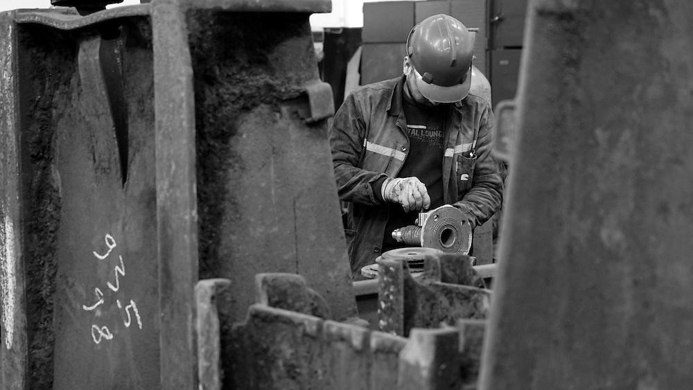 The Shift in Coal Mine, Soma, Turkey