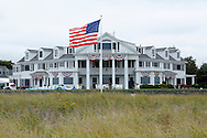 The Kennedy House, Hyannis Port, Cap Cod, Massachusetts, USA