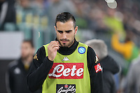 29.10.2016 - Torino - Serie A 2016/17 - 11a giornata  -  Juventus-Napoli  nella  foto: Nikola Maksimovic  - Napoli