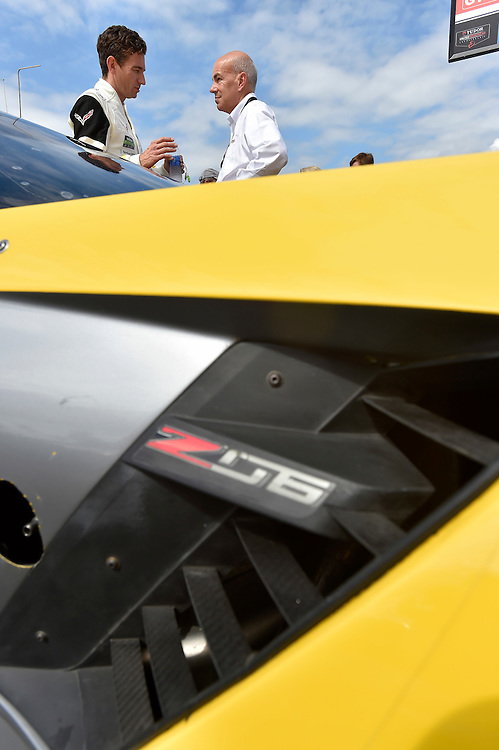 22-24 August 2014, Alton, Virginia USA<br /> 4, Chevrolet, Corvette C7.R, GTLM, Oliver Gavin, Scott Atherton<br /> &copy;2014, Scott R LePage <br /> LAT Photo USA