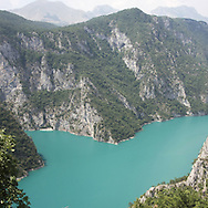 Scutari lake. There are several arguments about the derivation of the name  &quot;Montenegro&quot;, one of these relates to dark and deep forests  that once covered the Dinaric Alps, as it was possible to see them from the sea. <br />