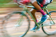 PE00340-00...WASHINGTON - Cyclocross bicycle race in Seattle.