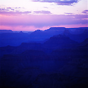 After The Sunset, Grand Canyon