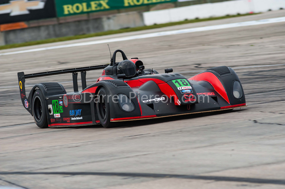 #18 Performance Tech Motorsports Elan DP-02: Kyle Masson