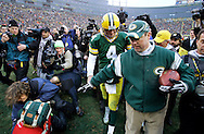 (2006)-The Green Bay Packers hosted the Seattle Seahawks at Lambeau Field Sunday January, 1, 2006. Steve Apps-State Journal.