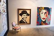 Arno Valere Art Gallery by Ricart, Miami, design district..Florida 2009..Foto © Stefan Falke.