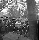 1965 - 18/11 W.T. Cosgrave Funeral