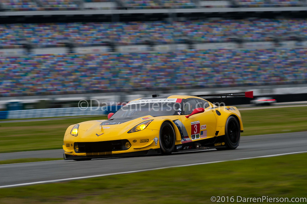 #3 Corvette Racing Chevrolet Corvette C7.R: Jan Magnussen, Mike Rockenfeller, Antonio Garcia