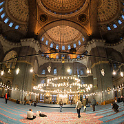 New Mosque (Yeni Cami) / Istanbul, Turkey