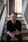Dan Savage, at home in Seattle