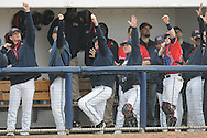 The Ole Miss bench at Oxford-University Stadium in Oxford, Miss. on Sunday, March 6, 2010. Tulane won 3-1.