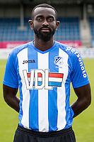 EINDHOVEN - Persdag FC Eindhoven , Voetbal , Seizoen 2015/2016 , Jan Louwers stadion , 22-07-2015 , Chiro N'Toko