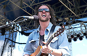 July 11, 2003; Lewisburg, WV, USA;  Rusted Root performing at The 2003 Mid-Atlantic Music Experience.