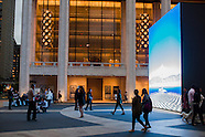 PAF Solar Reserve Opening at Lincoln Center - quick edits