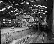 Bord na Mona, Loading Train at Cul na Mona.03/09/1971