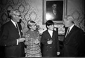 1967 - Miss Ireland-America visits Powers Distillery, John's Lane