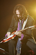 June 16, 2006; Manchester, TN.  2006 Bonnaroo Music Festival..Tom Petty and the Heartbreakers peforms at Bonnaroo 2006.  Photo by Bryan Rinnert