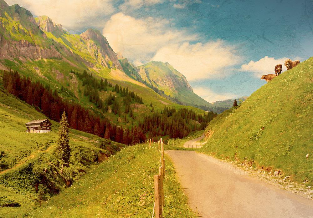 Raymond Inauen, Pragel Pass