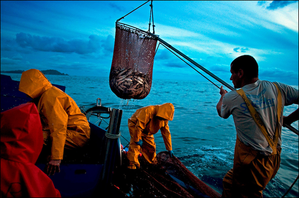 The Nuevo Diego-David trawler