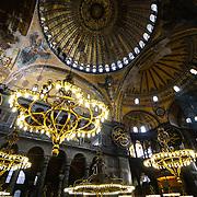 Hagia Sophia / Istanbul, Turkey