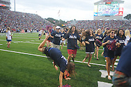 Ole Miss freshmen participate in the Rebel Run at Vaught-Hemingway Stadium in Oxford, Miss. on Saturday, September 25, 2010. Ole Miss won 55-38 over Fresno State.